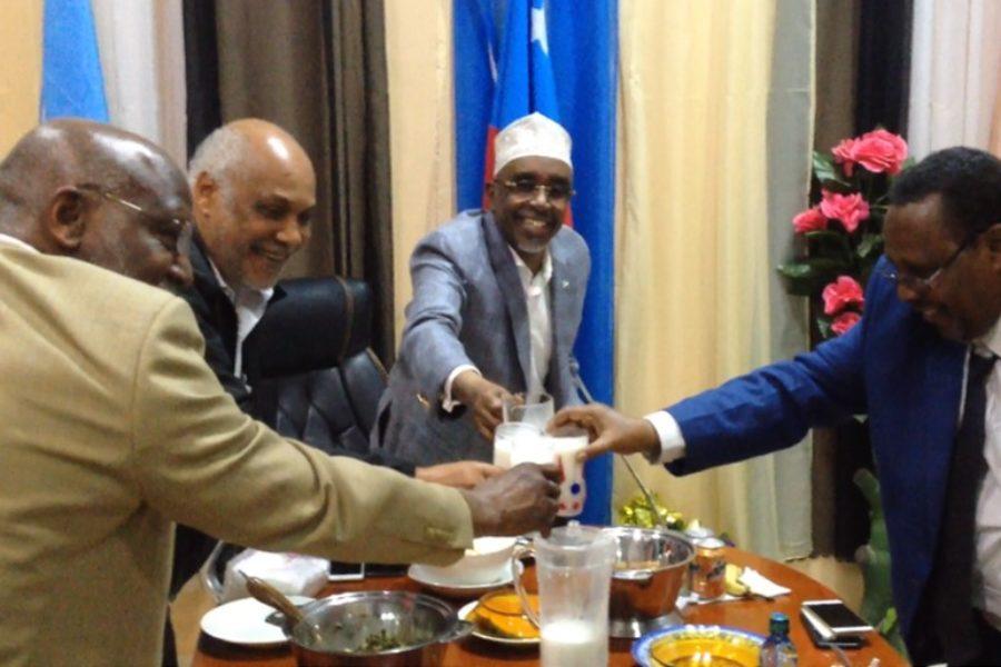 Somalia and Garissa/Dadaab